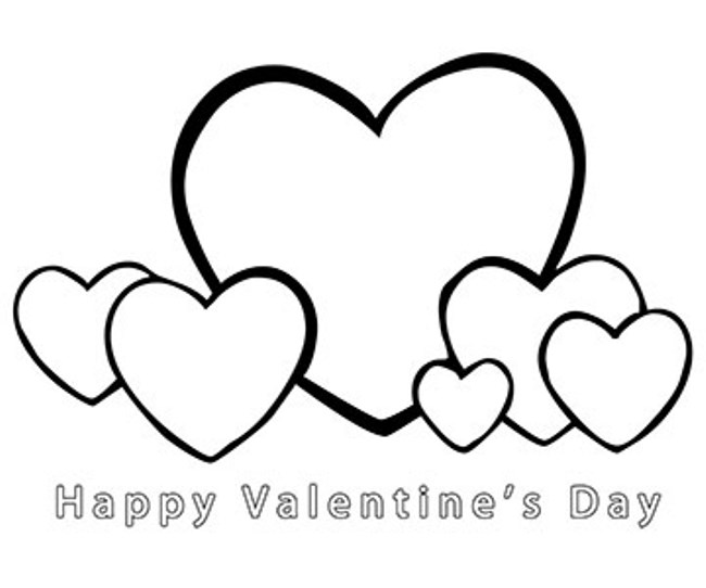 Valentines Day Coloring Pages 2021 Free Printable Heart Coloring Pages
