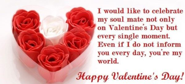 valentine day wishes for everyone