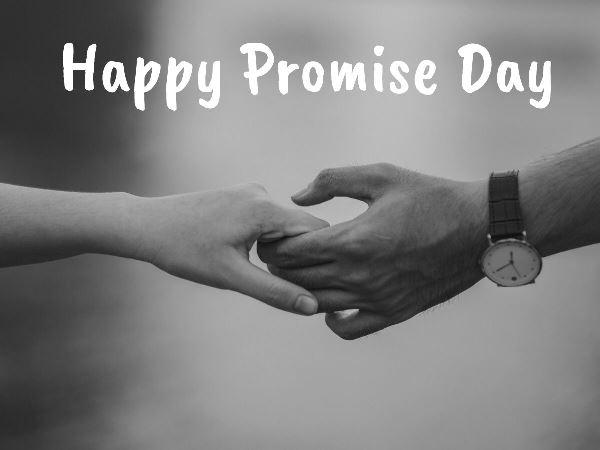 Happy Promise Day 2020