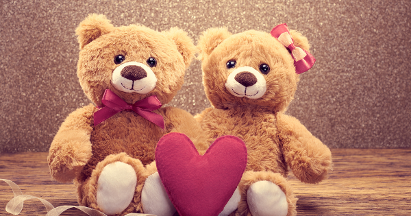 Happy teddy day 2020