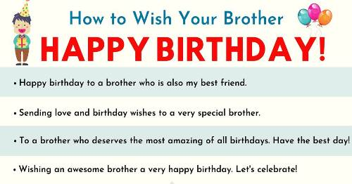 happy birthday big brother quotes