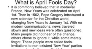 april fools' day jokes