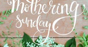 origins of mothering sunday
