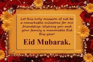 Happy eid ul fitr wishes qotues