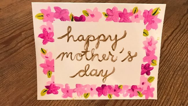 Mothers day cards 2020