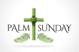 Happy Palm Sunday 2020