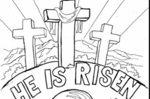Palm Sunday Coloring Pages 2020