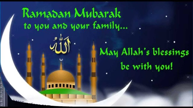 happy fasting ramadan wishes