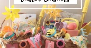 easter baskets for kids 2020