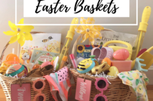 easter baskets for kids 2020