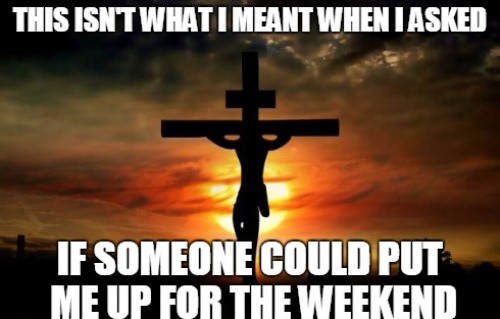 good friday memes