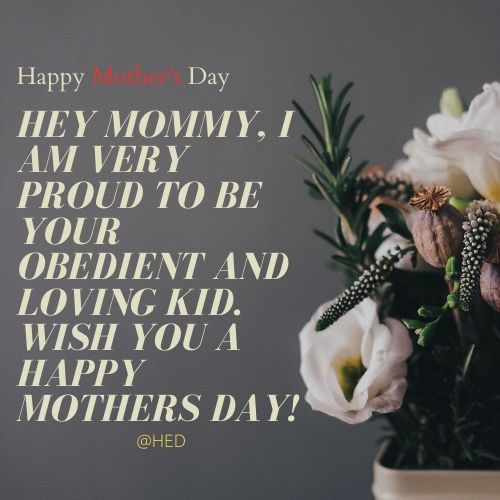 Inspiring Mother's Day Messages 2020