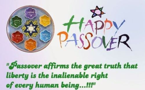happy passover wishes 2020