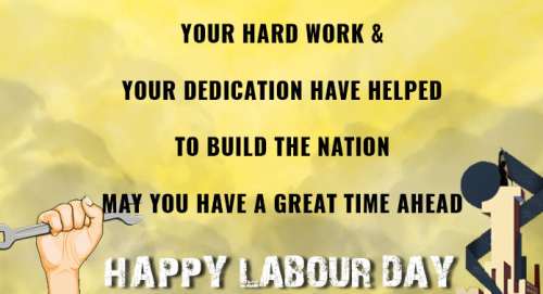 Happy Labour Day 2020 Quotes Images Wallpapers Free Download