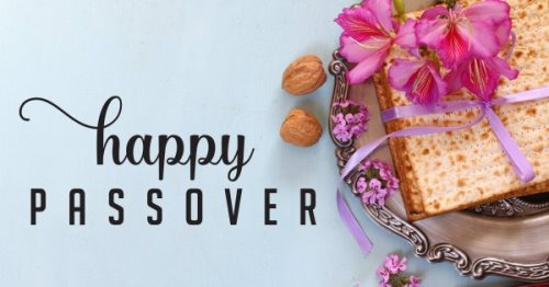 Happy Passover Greeting Cards