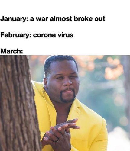 quarantine memes funny