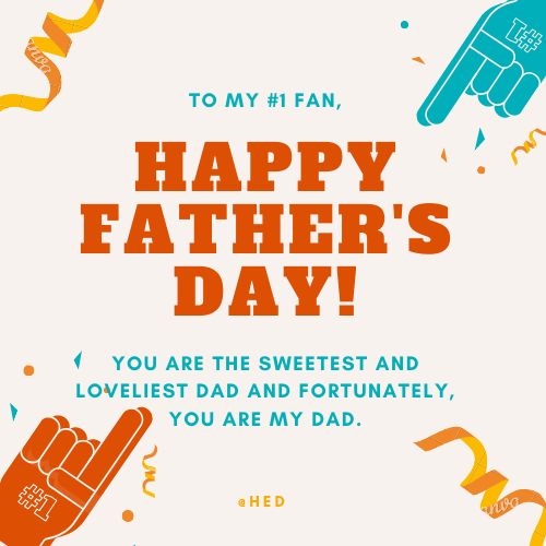 happy fathers day messages to dad
