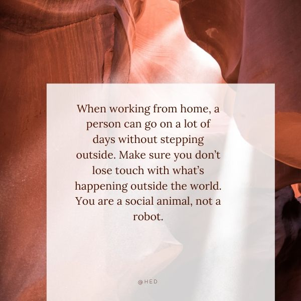 Work From Home Quotes