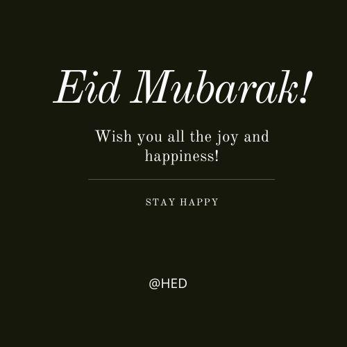 Eid Greetings Messages