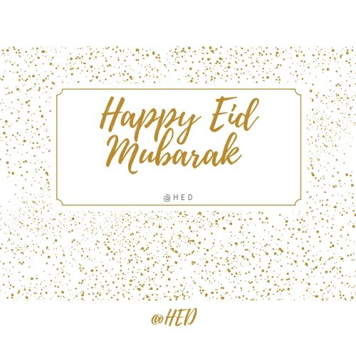 Happy Eid Mubarak Cards