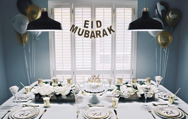 eid decorations ideas for office
