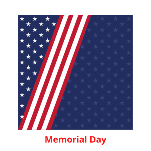 memorial day clipart free