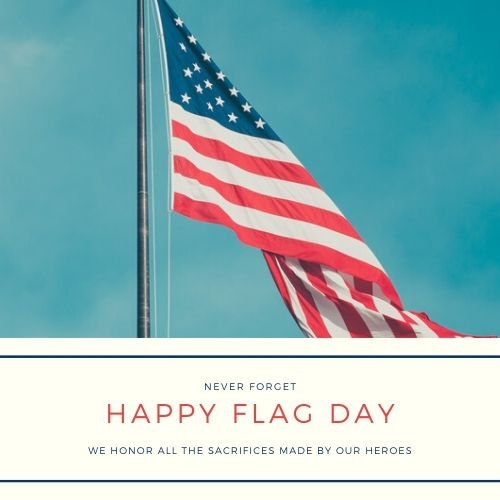 National Flag Day Clipart