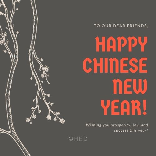 Happy Chinese New Year 2021 Wishes, Quotes & Images