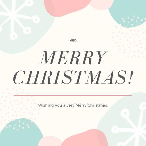 Merry Christmas 2020