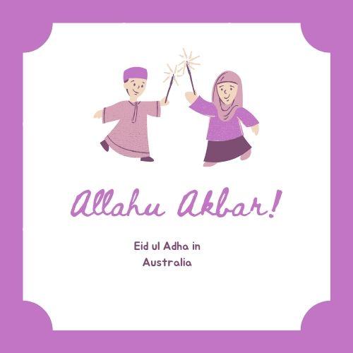 eid ul adha 2020 in australia