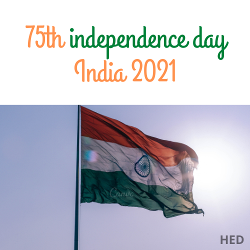 75th independence day india 2021
