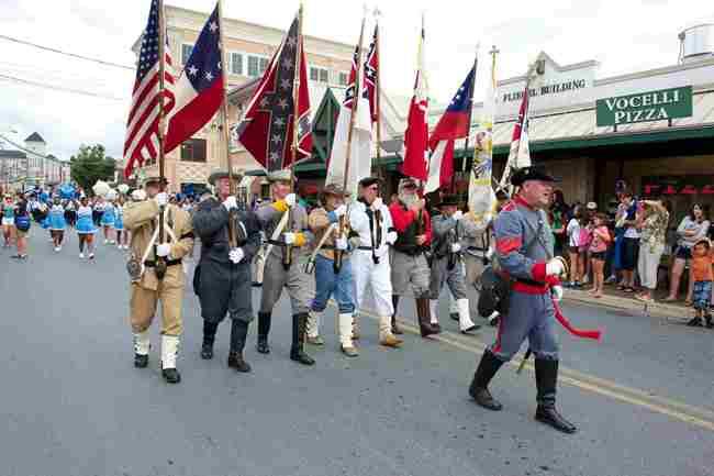 Labor day parade near me