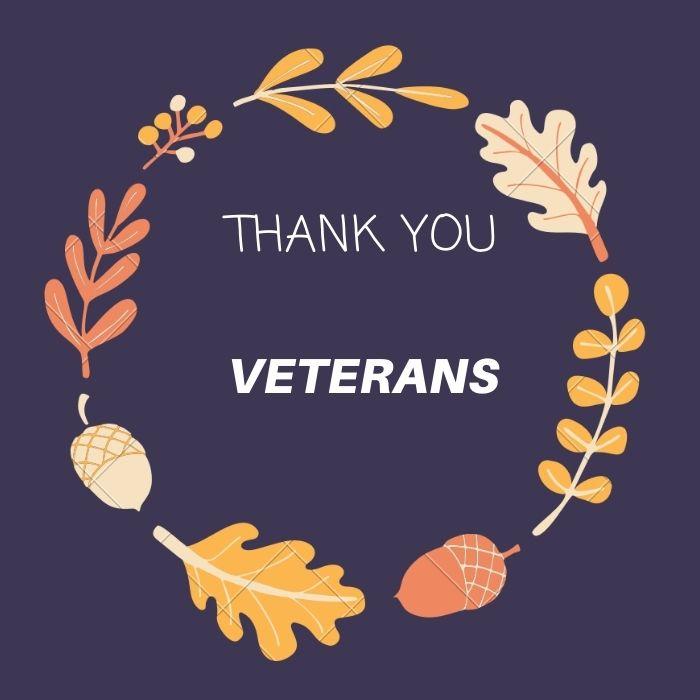 veterans day greetings