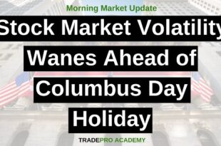 Columbus Day 2020 Stock Market