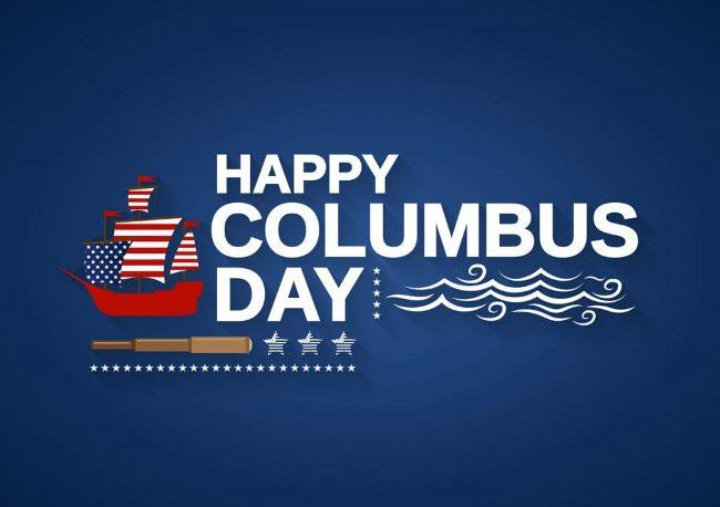 Columbus Day Weekend