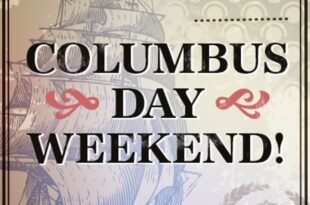 Columbus Day Weekend