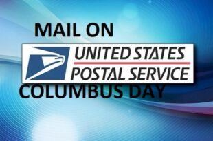 Does Mail Run on Christopher Columbus Day
