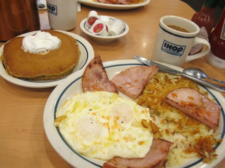 IHOP Veterans Day