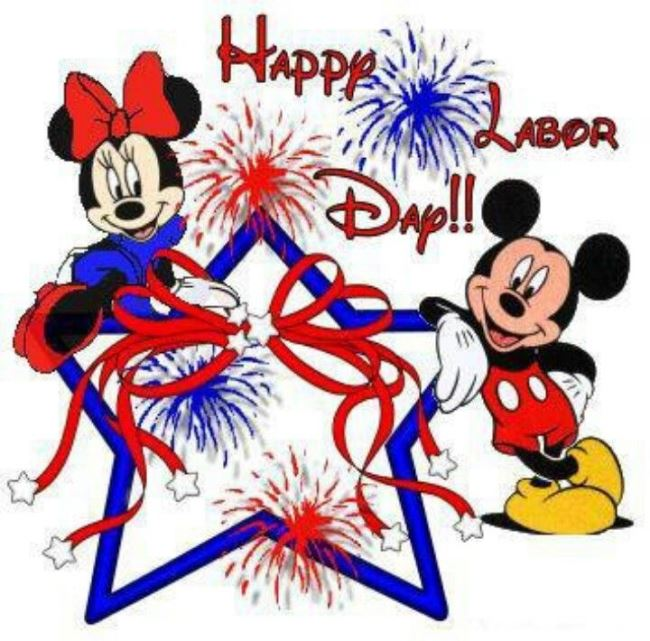 Labor Day Cartoon Pictures