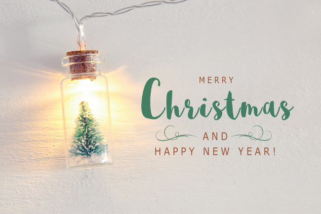 merry christmas and happy new year wallpaper hd