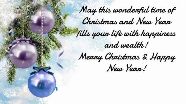Merry Christmas And Happy New Year 2021 Greetings Merry Christmas And Happy New Year 2021 Messages