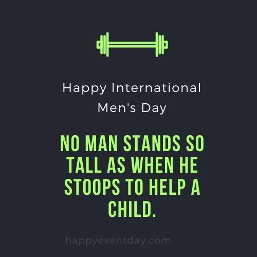 International Men's Day Images Wishes Quotes Greetings