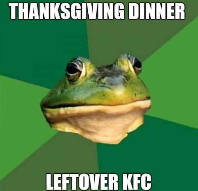 51+ Funny Happy Thanksgiving Day Memes 2020 That Make you ...