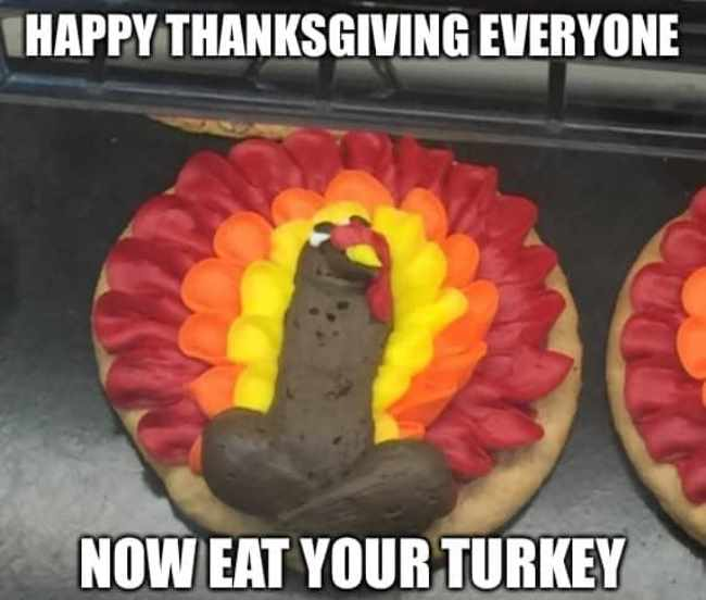Thanksgiving Day Memes