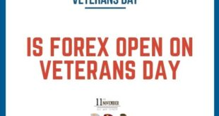 Forex Open to Veterans Day