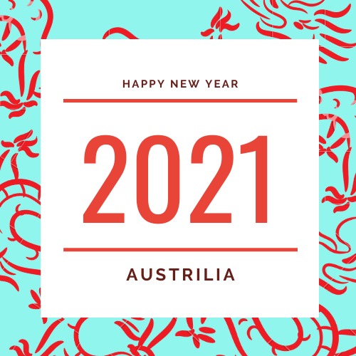 Happy New Year in Australia