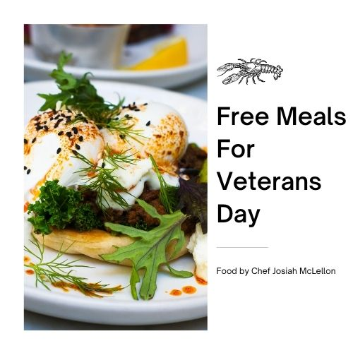 Free Meals For Veterans Day