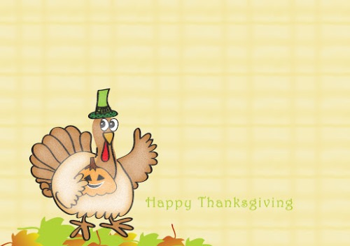 Thanksgiving Zoom Background