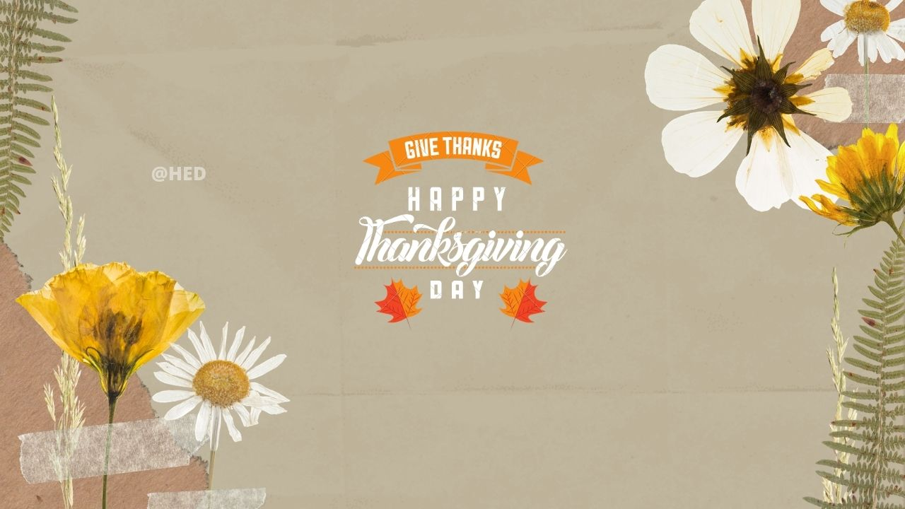 Thanksgiving Zoom Background images