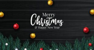 merry christmas and happy new year images